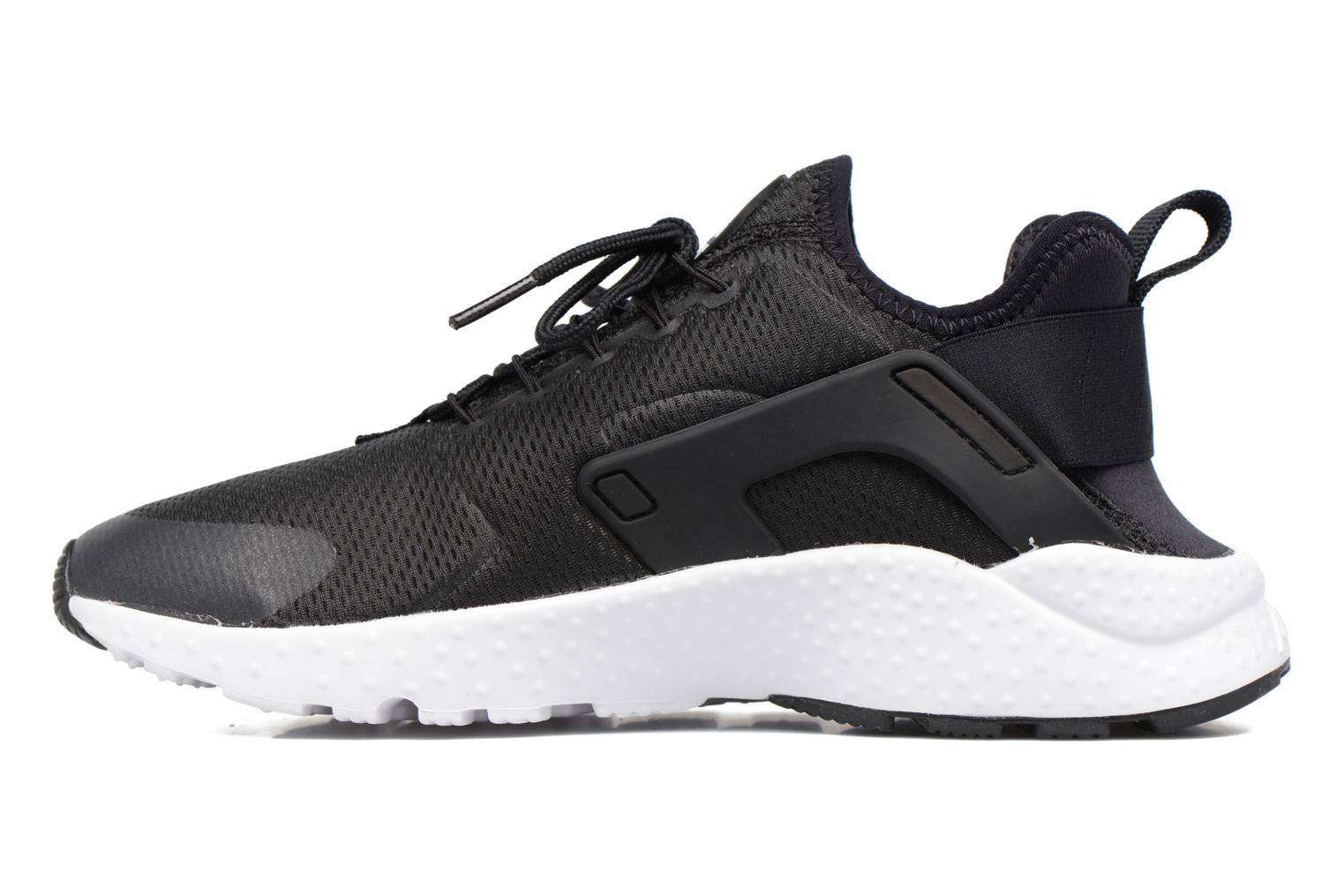 Baskets Nike W Air Huarache Run Ultra Noir vue face