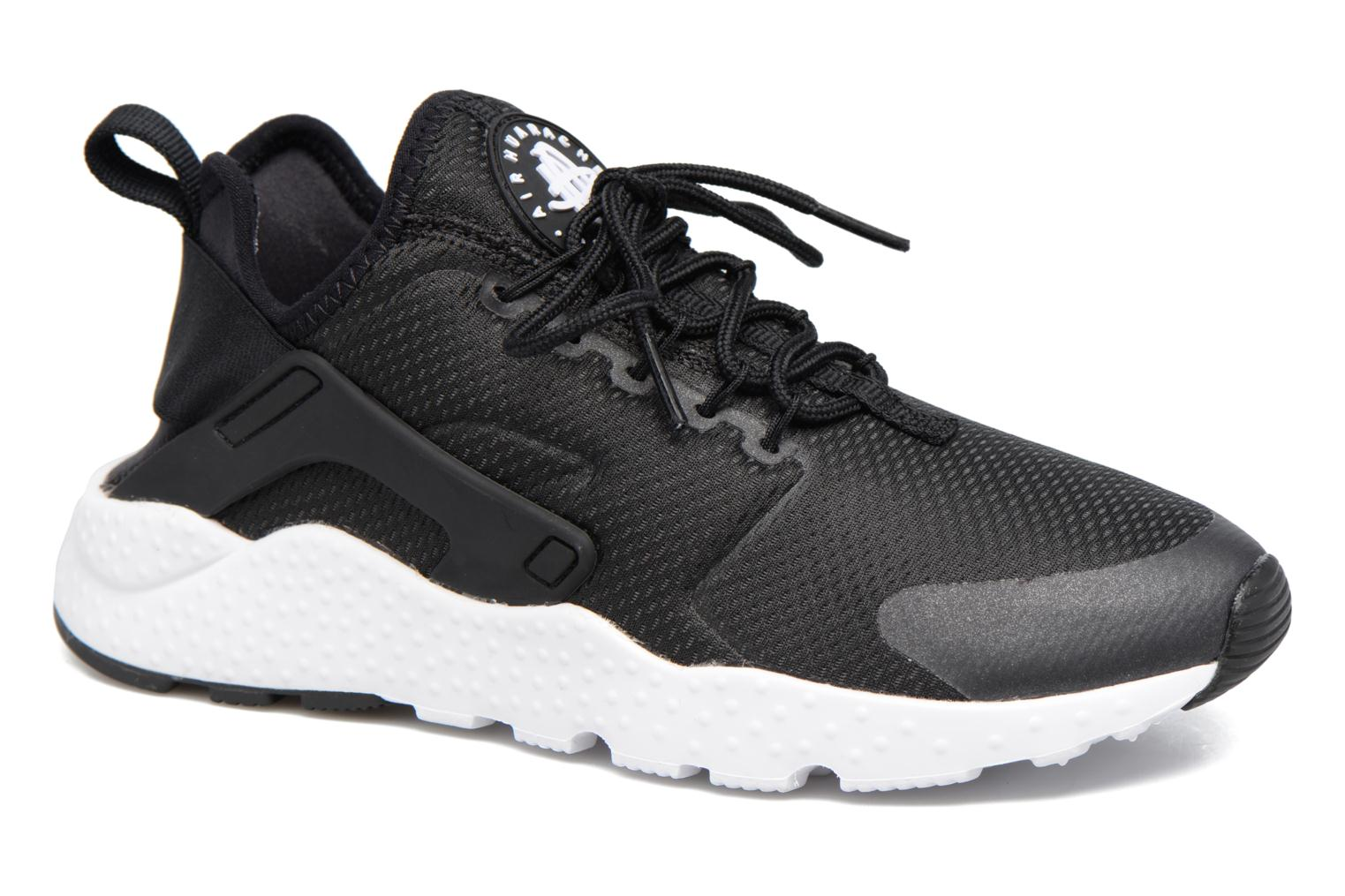 Baskets Nike W Air Huarache Run Ultra Noir vue détail/paire