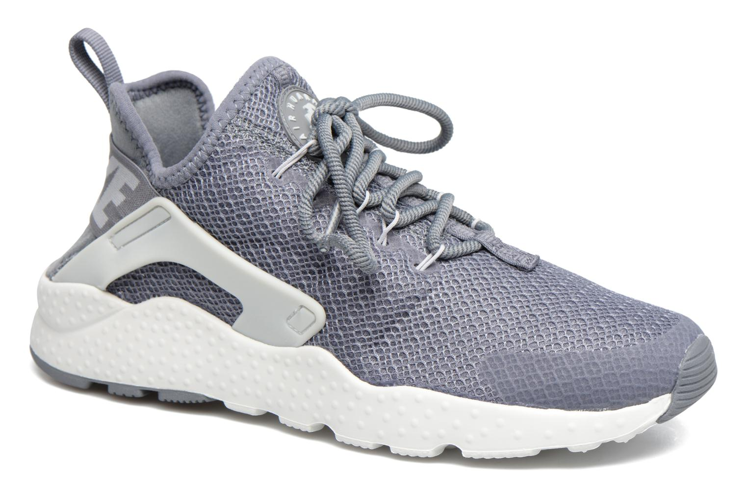 Sneakers Nike W Air Huarache Run Ultra Blauw detail