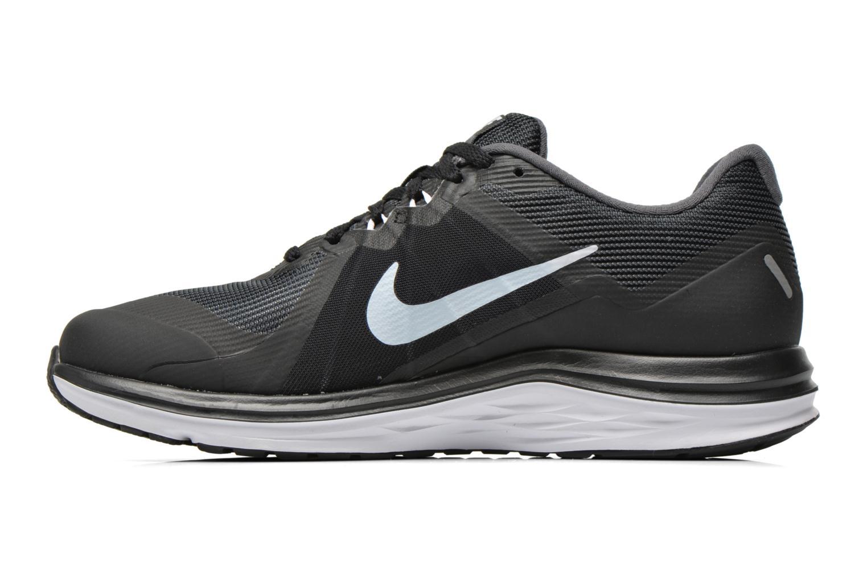 Chaussures de sport Nike Nike Dual Fusion X 2 Noir vue face
