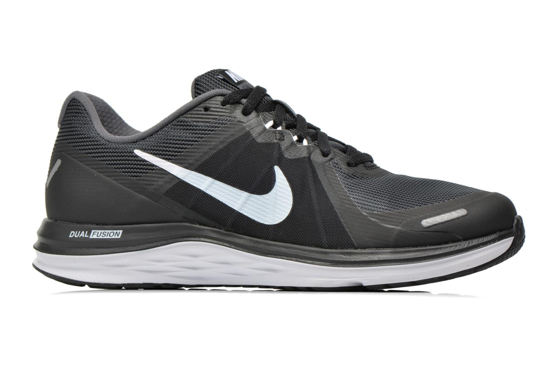Chaussures de sport Nike Nike Dual Fusion X 2 Noir vue derrière