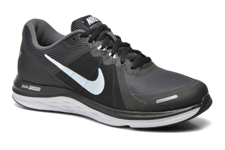 Chaussures de sport Nike Nike Dual Fusion X 2 Noir vue détail/paire