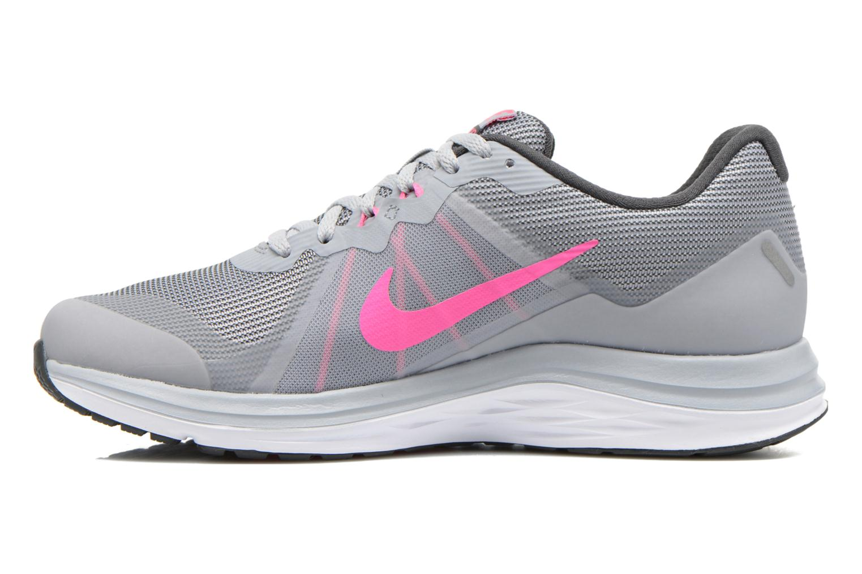 Chaussures de sport Nike Wmns Nike Dual Fusion X 2 Gris vue face