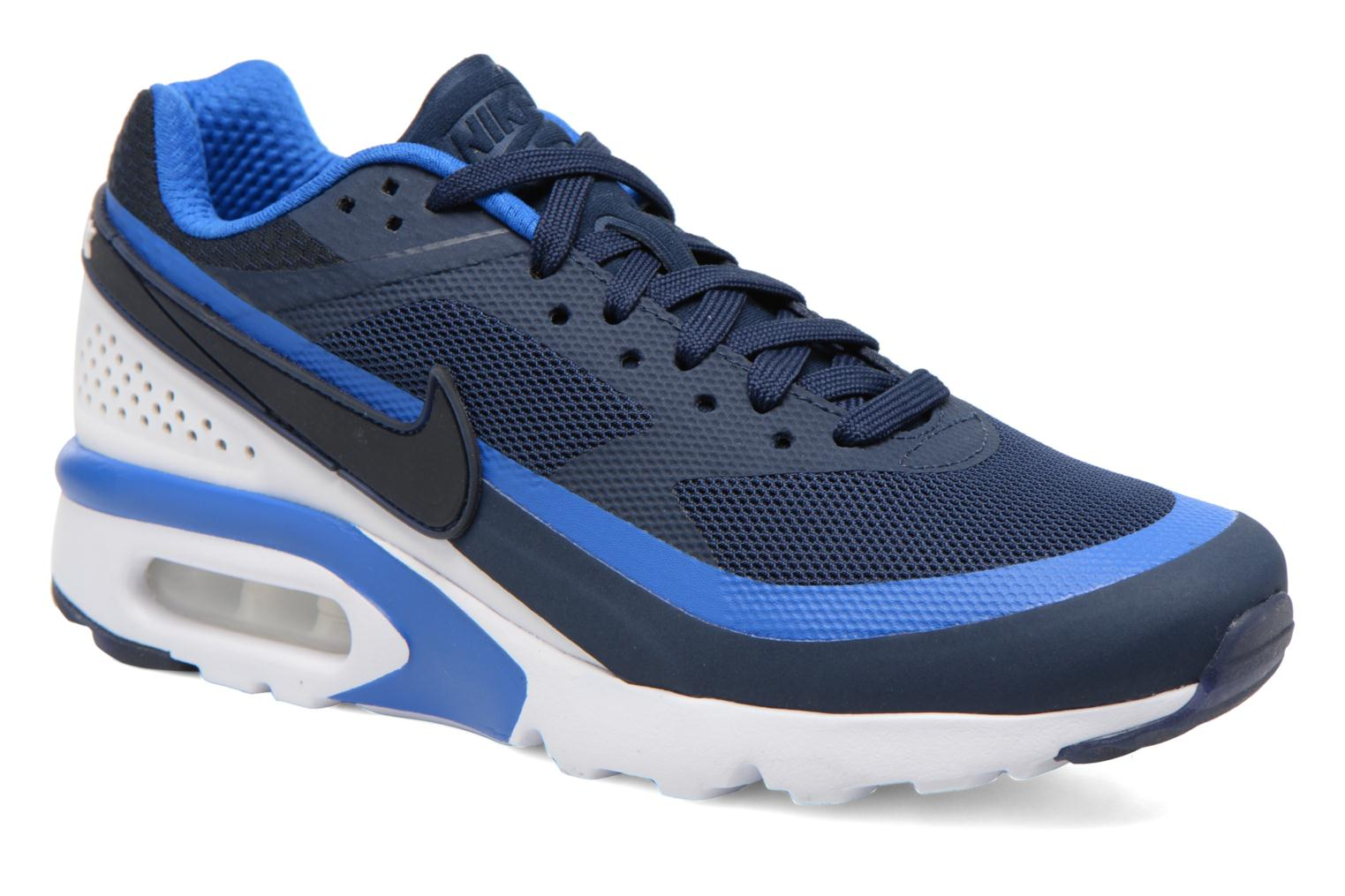 Baskets Nike Nike Air Max Bw Ultra Bleu vue détail/paire