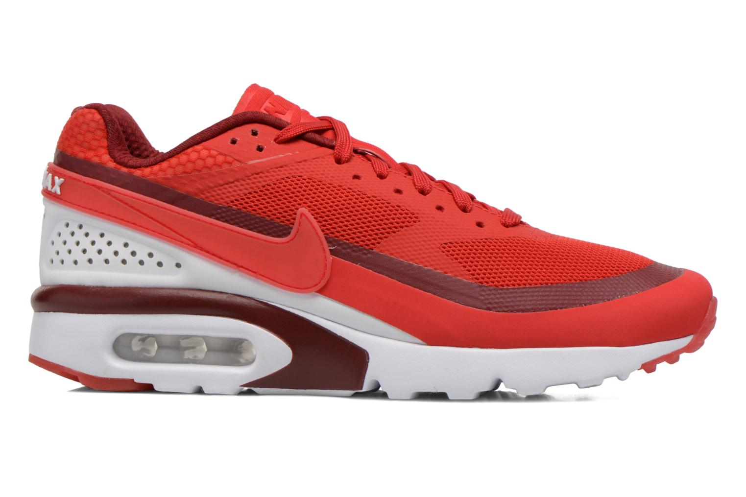 Baskets Nike Nike Air Max Bw Ultra Rouge vue derrière