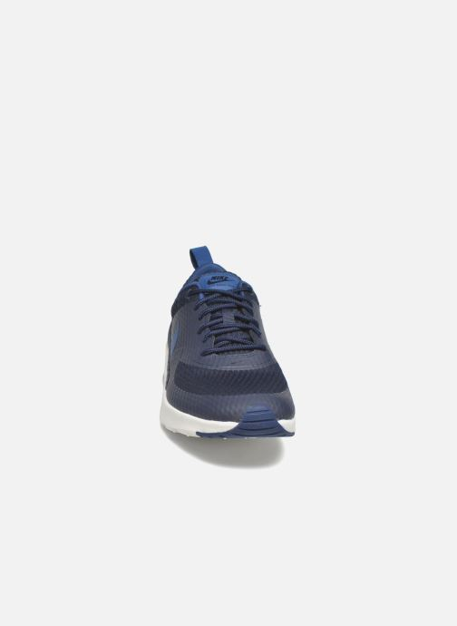 Deportivas Nike W Nike Air Max Thea Txt Azul vista del modelo