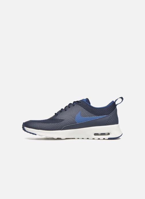 Deportivas Nike W Nike Air Max Thea Txt Azul vista de frente