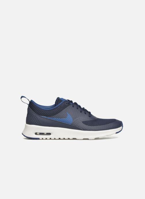 Deportivas Nike W Nike Air Max Thea Txt Azul vistra trasera