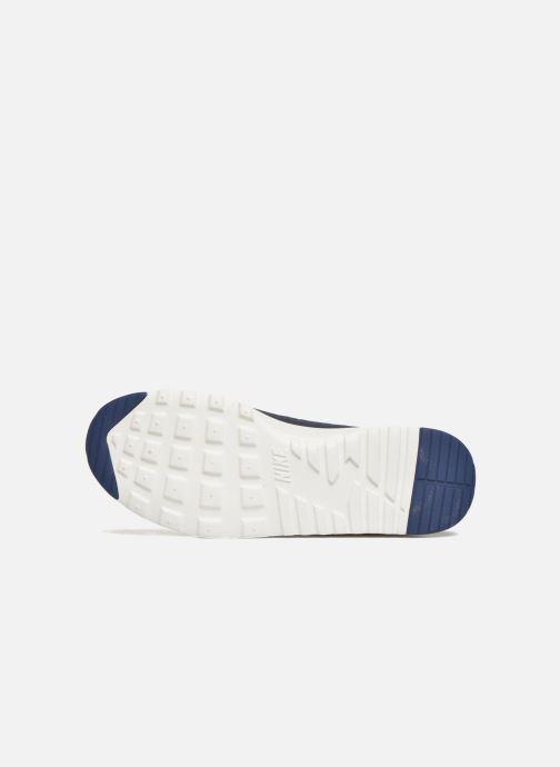 Deportivas Nike W Nike Air Max Thea Txt Azul vista de arriba