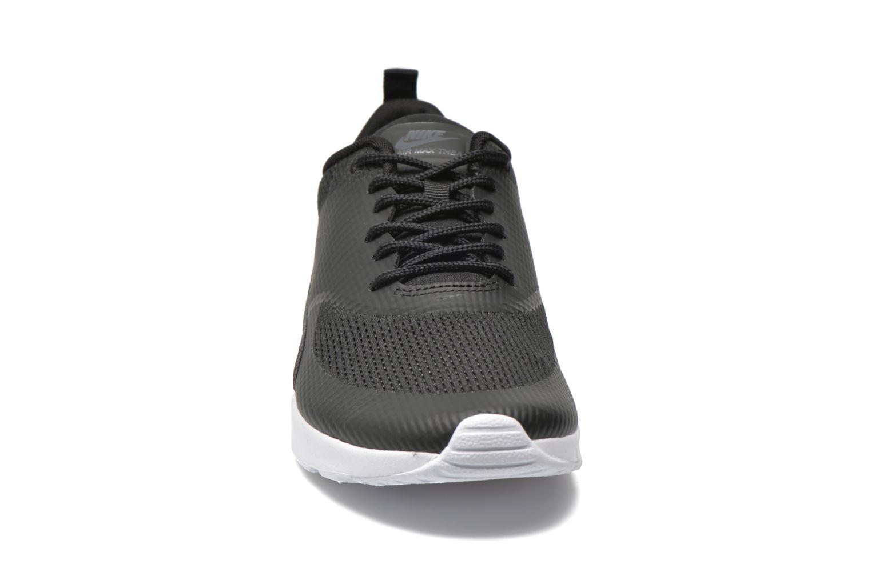 Baskets Nike W Nike Air Max Thea Txt Noir vue portées chaussures