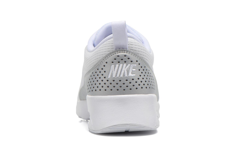 Baskets Nike W Nike Air Max Thea Txt Blanc vue droite