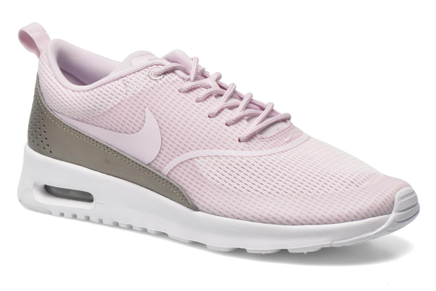 Baskets Nike W Nike Air Max Thea Txt Rose vue détail/paire