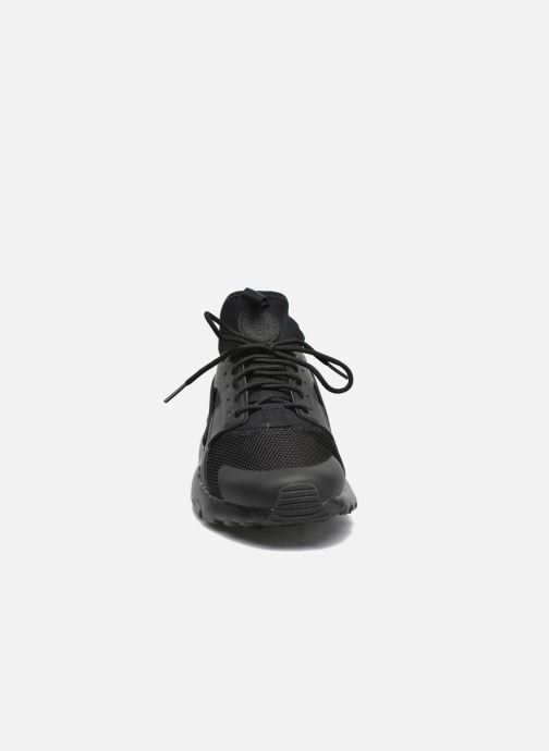 Sneaker Nike Nike Air Huarache Run Ultra schwarz schuhe getragen