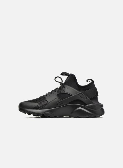 Deportivas Nike Nike Air Huarache Run Ultra Negro vista de frente