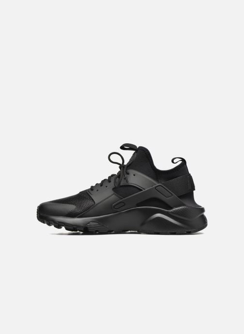 Baskets Nike Nike Air Huarache Run Ultra Noir vue face