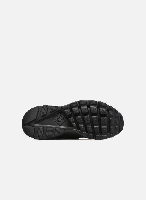 Deportivas Nike Nike Air Huarache Run Ultra Negro vista de arriba
