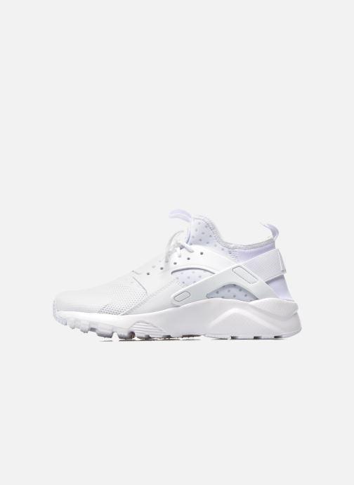 Baskets Nike Nike Air Huarache Run Ultra Blanc vue face
