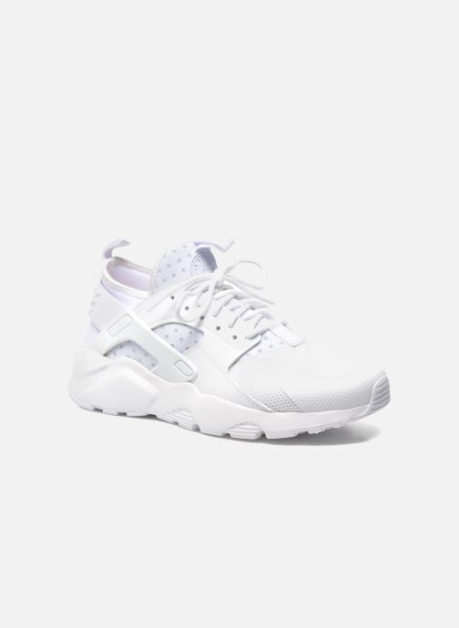 cheap for discount 6506d c7de1 Baskets Nike Nike Air Huarache Run Ultra Blanc vue détail paire
