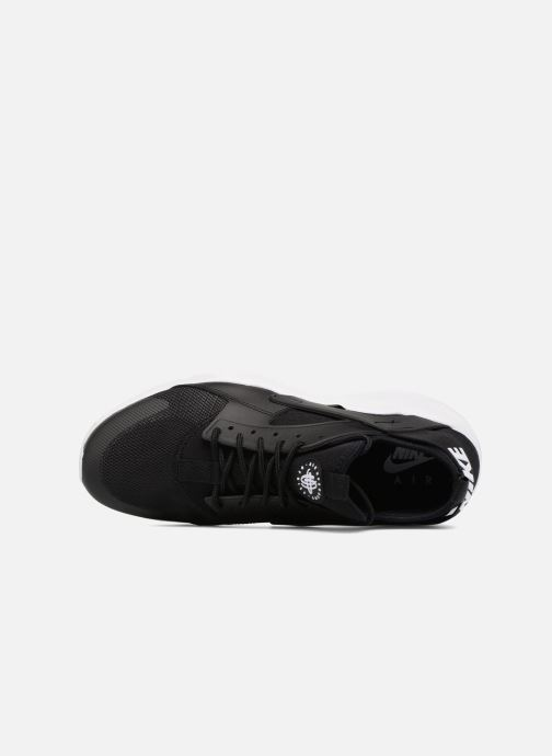 Deportivas Nike Nike Air Huarache Run Ultra Negro vista lateral izquierda