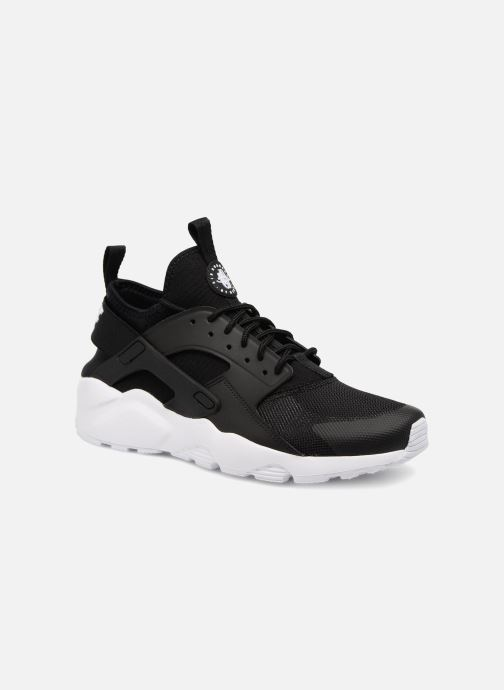 buy popular 6a4b2 7570c Baskets Nike Nike Air Huarache Run Ultra Noir vue détail paire