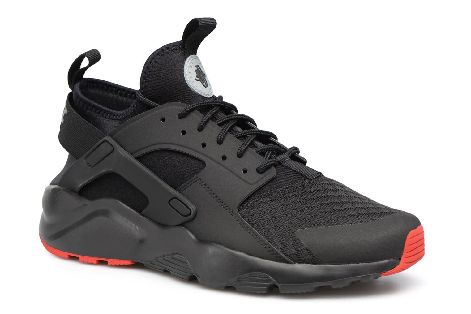 Baskets Nike Nike Air Huarache Run Ultra Noir vue détail/paire