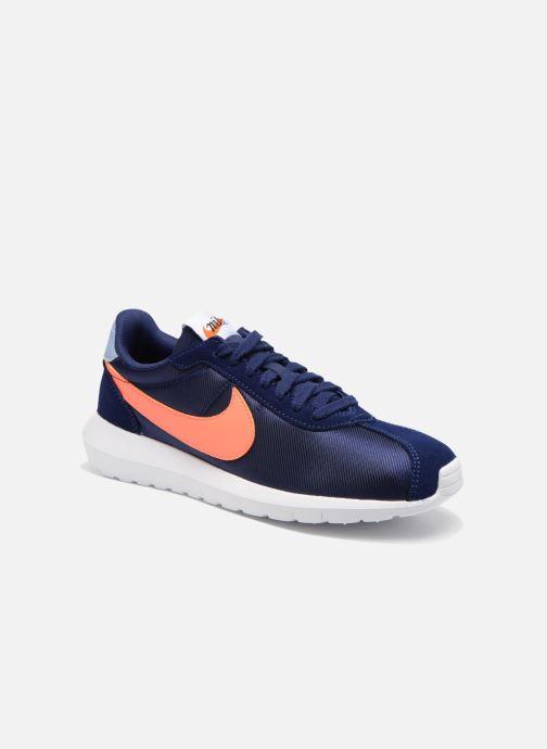 Deportivas Nike W Roshe Ld-1000 Azul vista de detalle / par