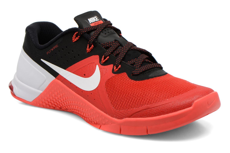 Chaussures de sport Nike Nike Metcon 2 Multicolore vue détail/paire