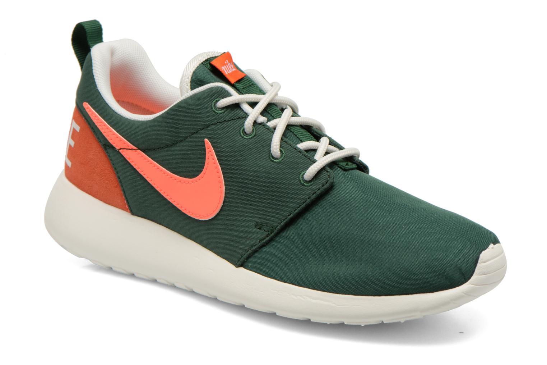 detailed look e2da4 ad220 Baskets Nike Wmns Nike Roshe One Retro Vert vue détail paire