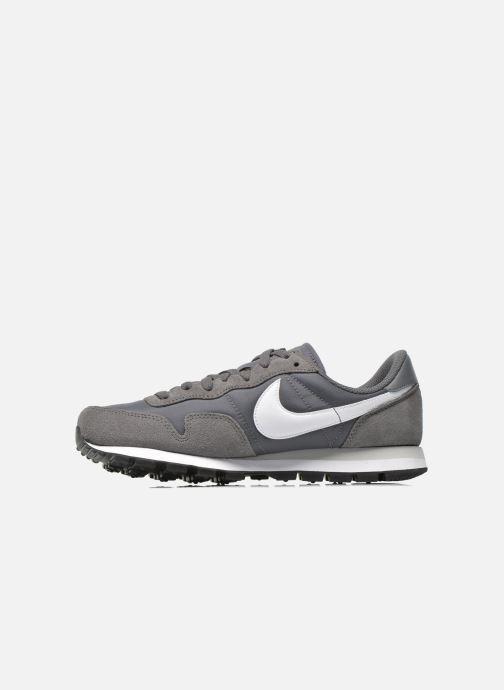 Sneaker Nike Nike Air Pegasus 83 grau ansicht von vorne