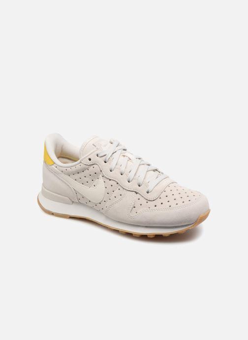 5d2a0c878b608b ... Chaussure femme · Nike femme  W Internationalist Prm. Baskets Nike W  Internationalist Prm Gris vue détail paire