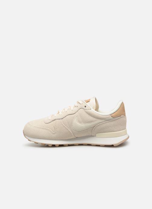 Sneaker Nike W Internationalist Prm weiß ansicht von vorne