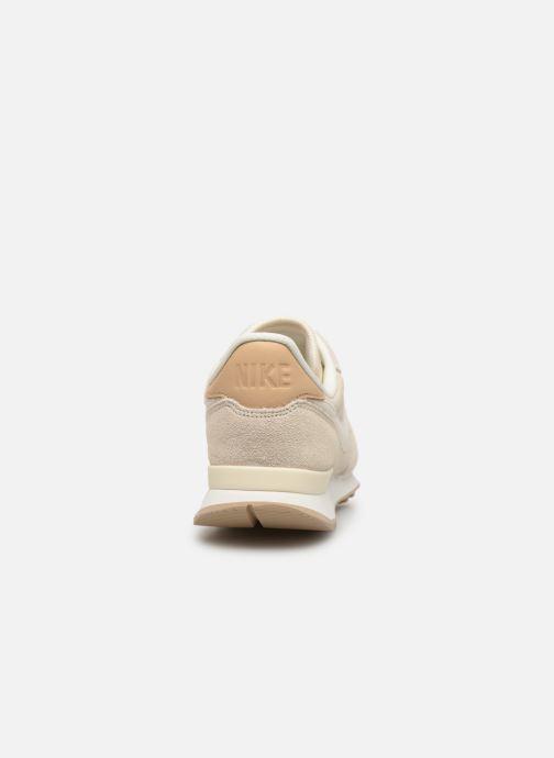 Baskets Nike W Internationalist Prm Blanc vue droite
