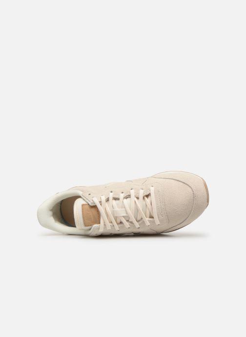 Sneaker Nike W Internationalist Prm weiß ansicht von links