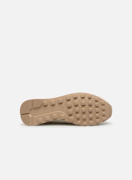 Sneaker Nike W Internationalist Prm weiß ansicht von oben
