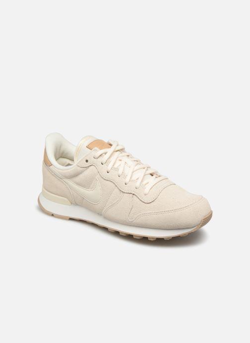 Sneakers Nike W Internationalist Prm Hvid detaljeret billede af skoene