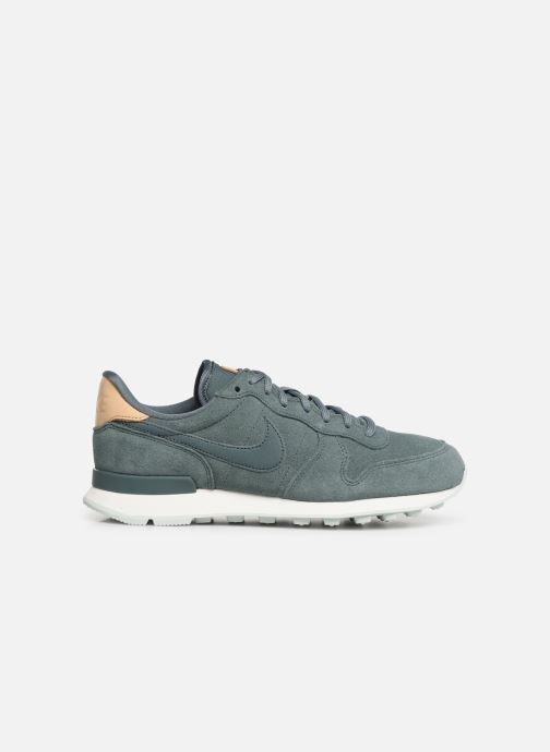 Baskets Nike W Internationalist Prm Vert vue derrière