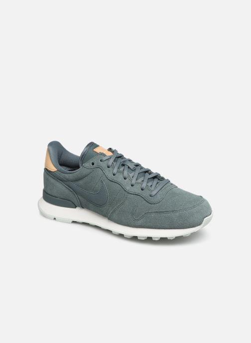 Sneaker Nike W Internationalist Prm grün detaillierte ansicht/modell