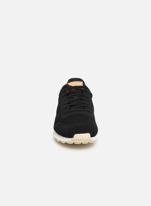 Sneaker Nike W Internationalist Prm schwarz schuhe getragen