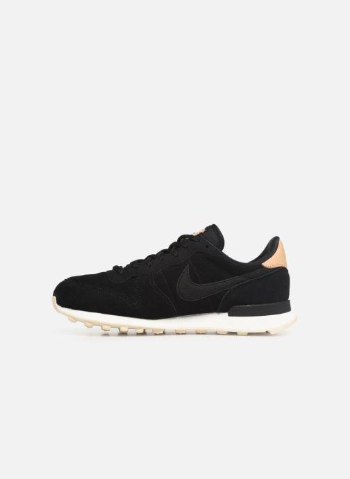 Trainers Nike W Internationalist Prm Black front view