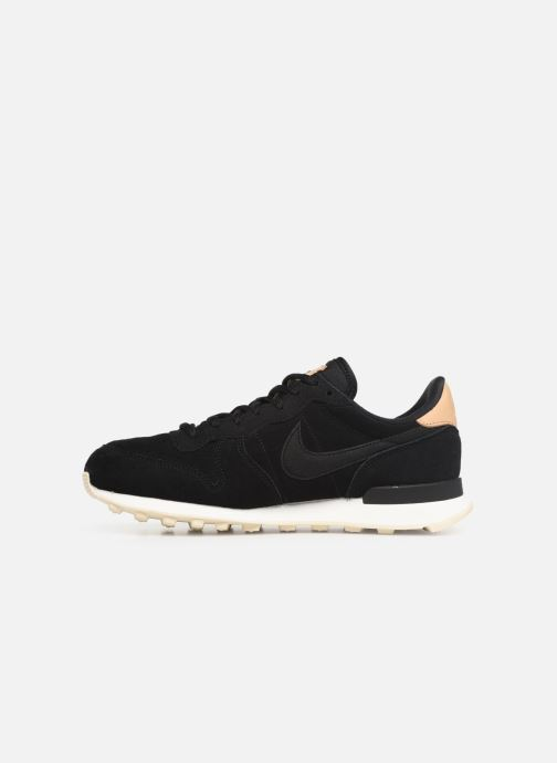 Trainers Nike W Internationalist Prm Black front view
