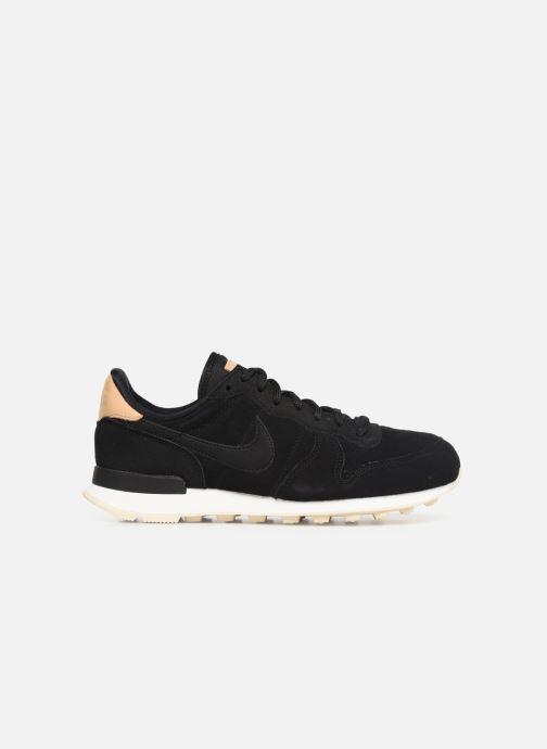 Sneakers Nike W Internationalist Prm Zwart achterkant