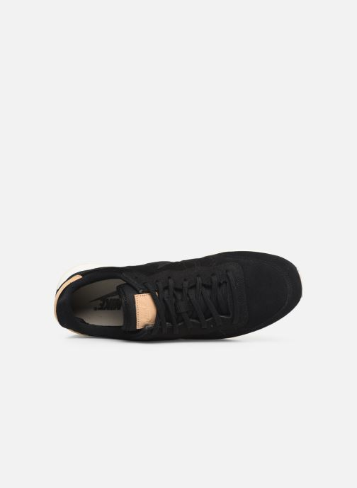 Sneaker Nike W Internationalist Prm schwarz ansicht von links