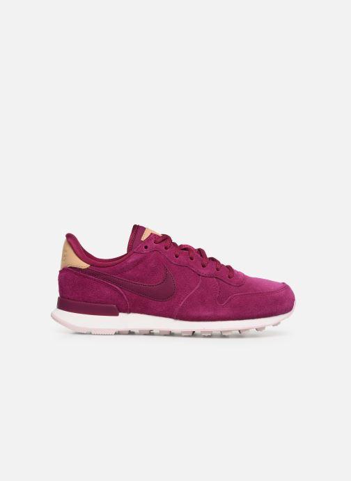Sneakers Nike W Internationalist Prm Roze achterkant