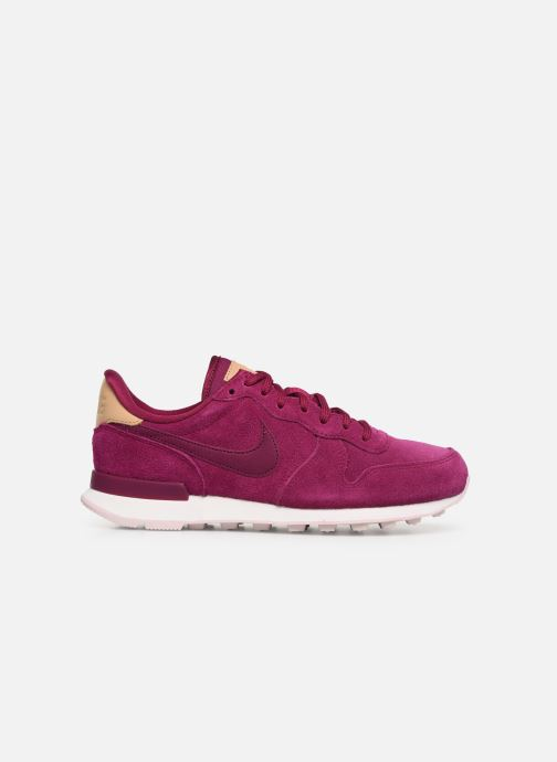 Trainers Nike W Internationalist Prm Pink back view