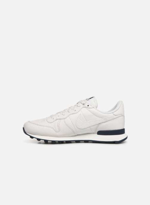 Deportivas Nike W Internationalist Prm Blanco vista de frente