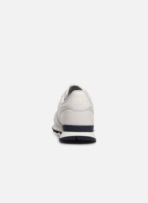 Baskets Nike W Internationalist Prm Blanc vue droite