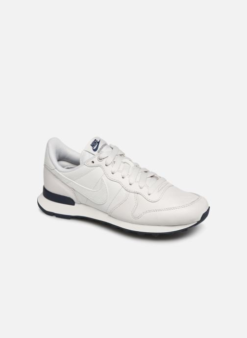 Baskets Nike W Internationalist Prm Blanc vue détail/paire