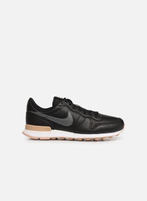 Deportivas Nike W Internationalist Prm Negro vistra trasera