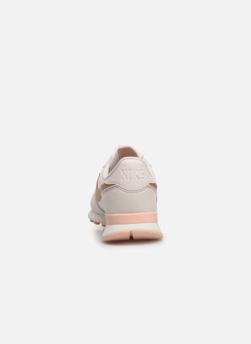 Baskets Nike W Internationalist Prm Rose vue droite