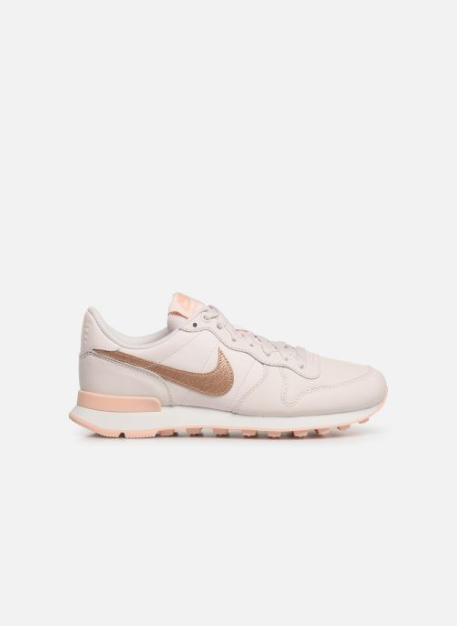 Sneakers Nike W Internationalist Prm Roze achterkant